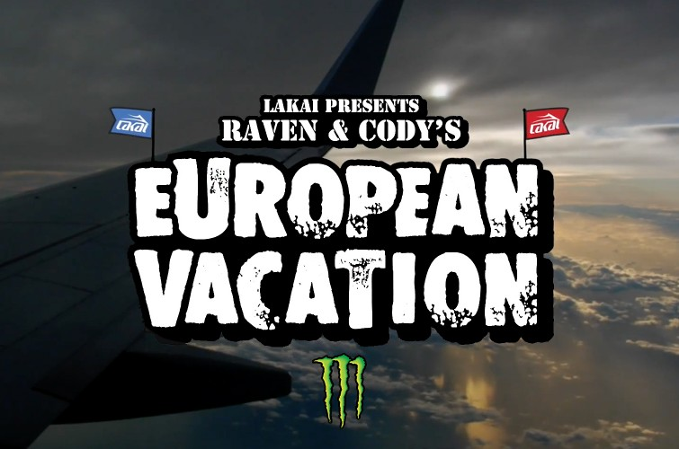 2016 Skate | Raven & Cody in Europe hero image for web post