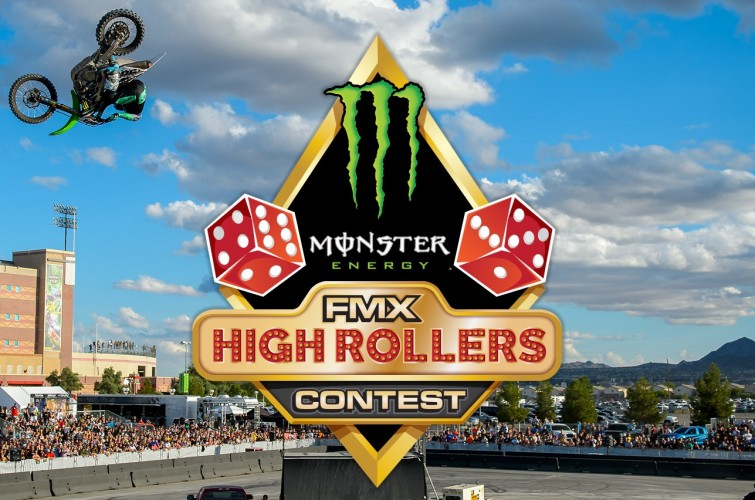 Hero Image for 2016 Events | FMX High Rollers Contest Event