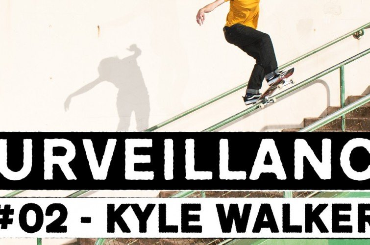 2016 Skate | Kyle Walker - Surveillance REAL Skateboard Thrasher Magazine Video Part