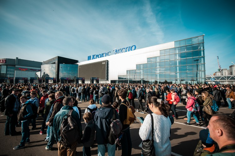Images from Igromir