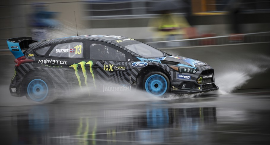 Day two images from the 2016 World Rx of Latvia
