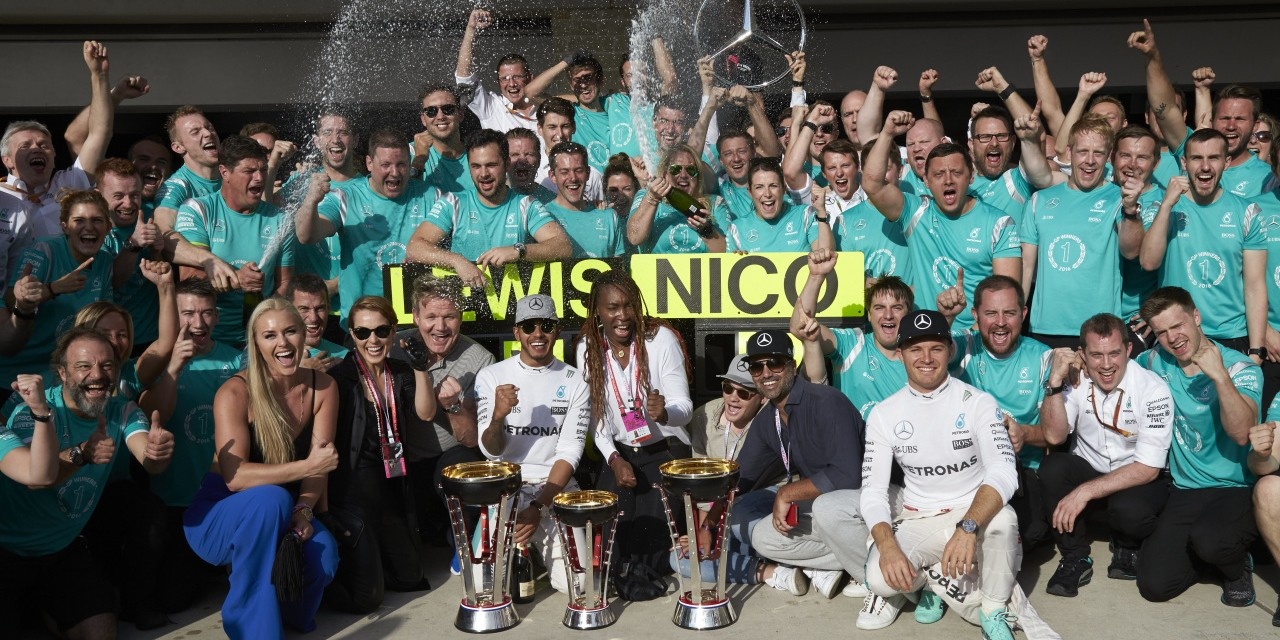 Sunday images from the 2016 US Grand Prix