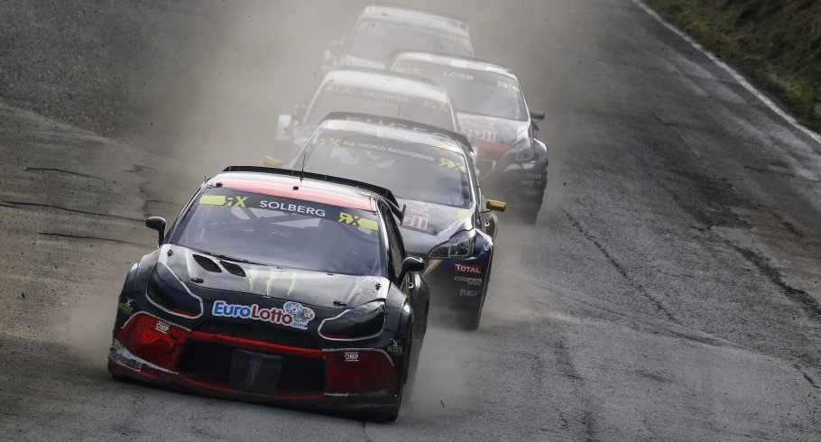 Day two images from the 2016 World RX of Germany