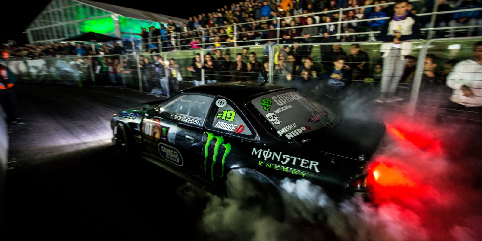 Sunday's images of Gymkhana GRiD final in Greece