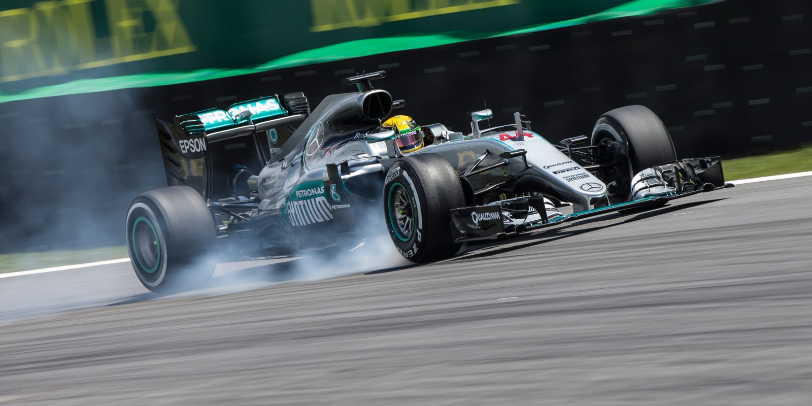 Saturday images from the 2016 Brazilian Grand Prix