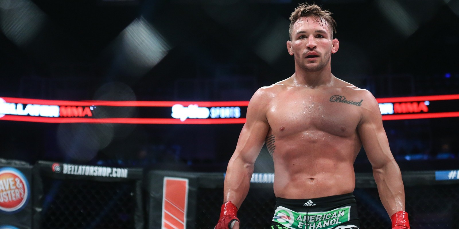 2016 MMA Bellator 165 Michael Chandler
