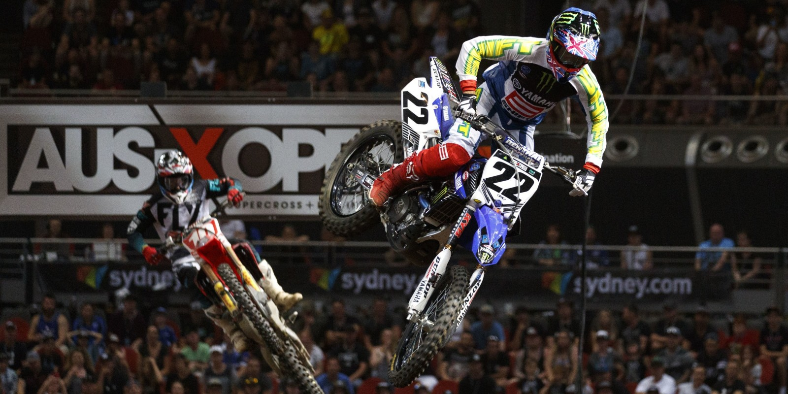 AUS-X Open Sydney 2016, Chad Reed, Day 1, Day one