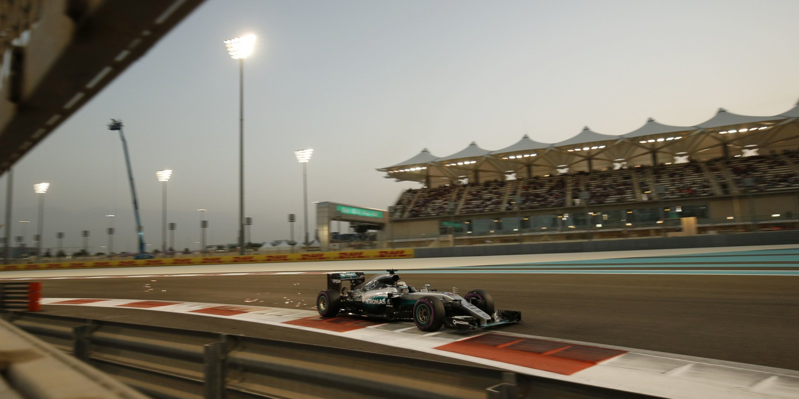 Saturday / Qualifying images from the 2016 Abu Dhabi Grand Prix
