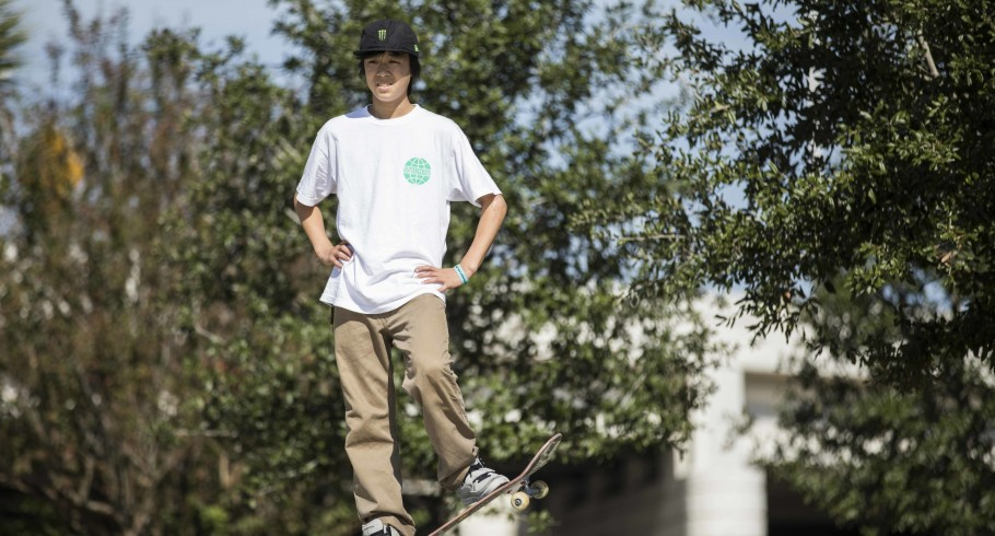 Monster skaters for the Tampa Am Shoot with SLS for the Space Invaders projecct