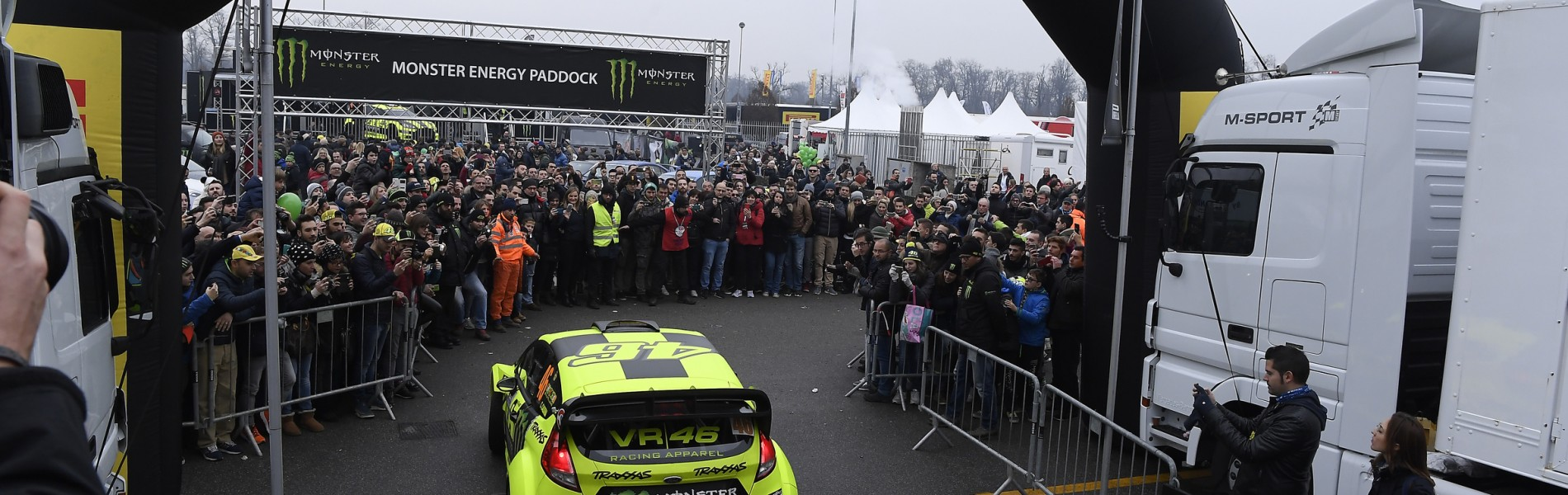 Pictures from Monza Rally Show sunday - Milagro