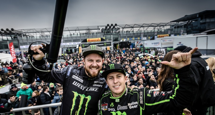Monza Rally Show Photos from Saturday