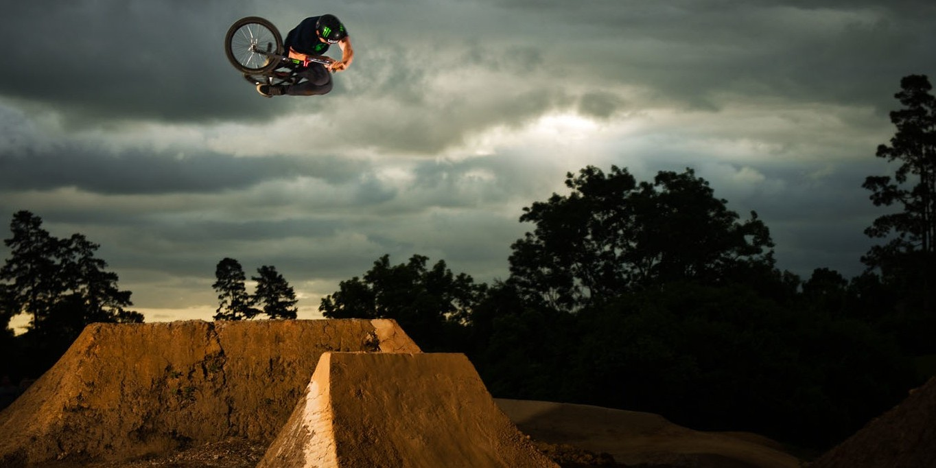Dawn of the Dirt 2016 - BMX - Malcolm Peters
