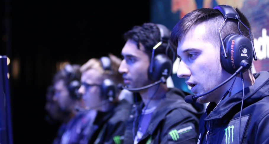 Evil Geniuses DOTA 2 at 2015 ESL One New York