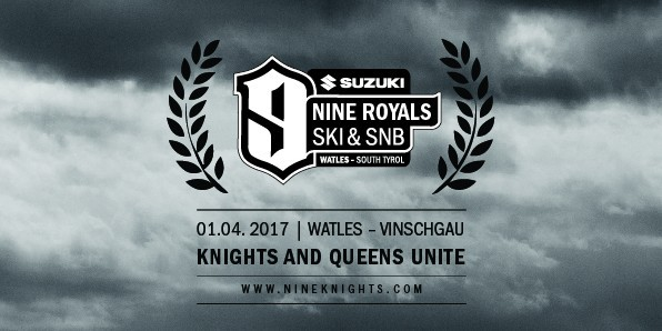 Promotional pictures for Nine Royals 2017