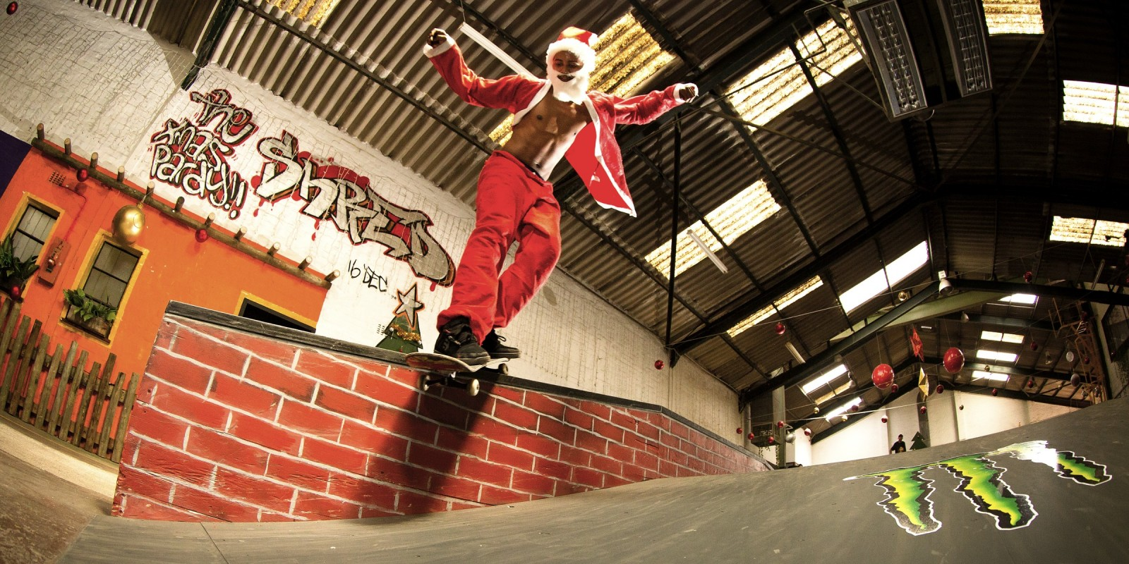 The Shred Xmas Party - 2016 | South Africa