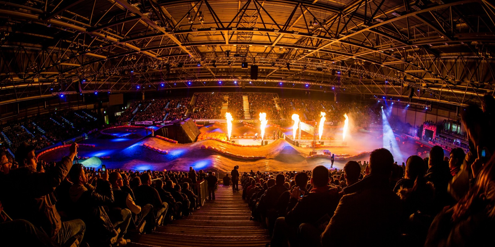 Monster Girls at the 2015 Kings of Xtreme in Leipzig