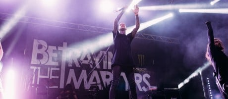 Betraying the Martyrs at Metaldays