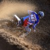 Romain Febvre at the 2017 pre-season race in Sardinia, Italian Championship round one