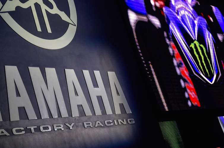 Scenes from the 2017 Yamaha Official Teams Presentation