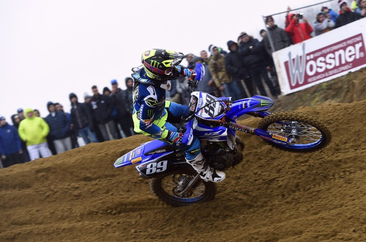 Jeremy Van Horebeek at the final round of the 2017 Italian Championship