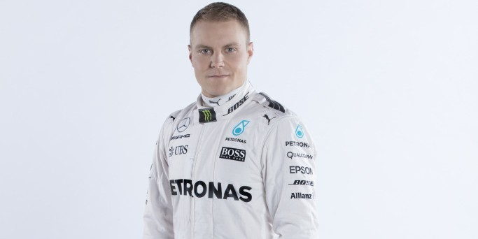 Images from the official reveal of the Mercedes F1 W08 at Silverstone
