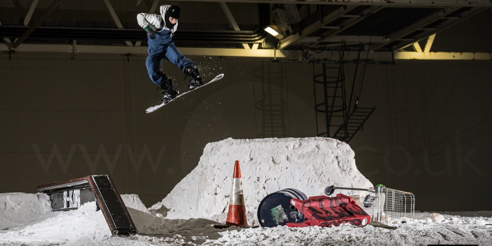 Will Smith Snowdome project | Half Cab to Fifty Fifty