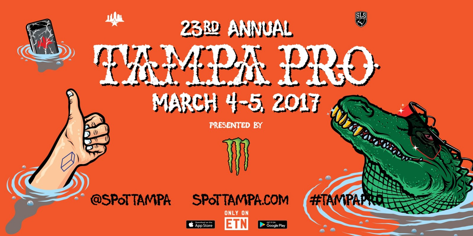 2017 Web Tampa Pro Event Hero Images