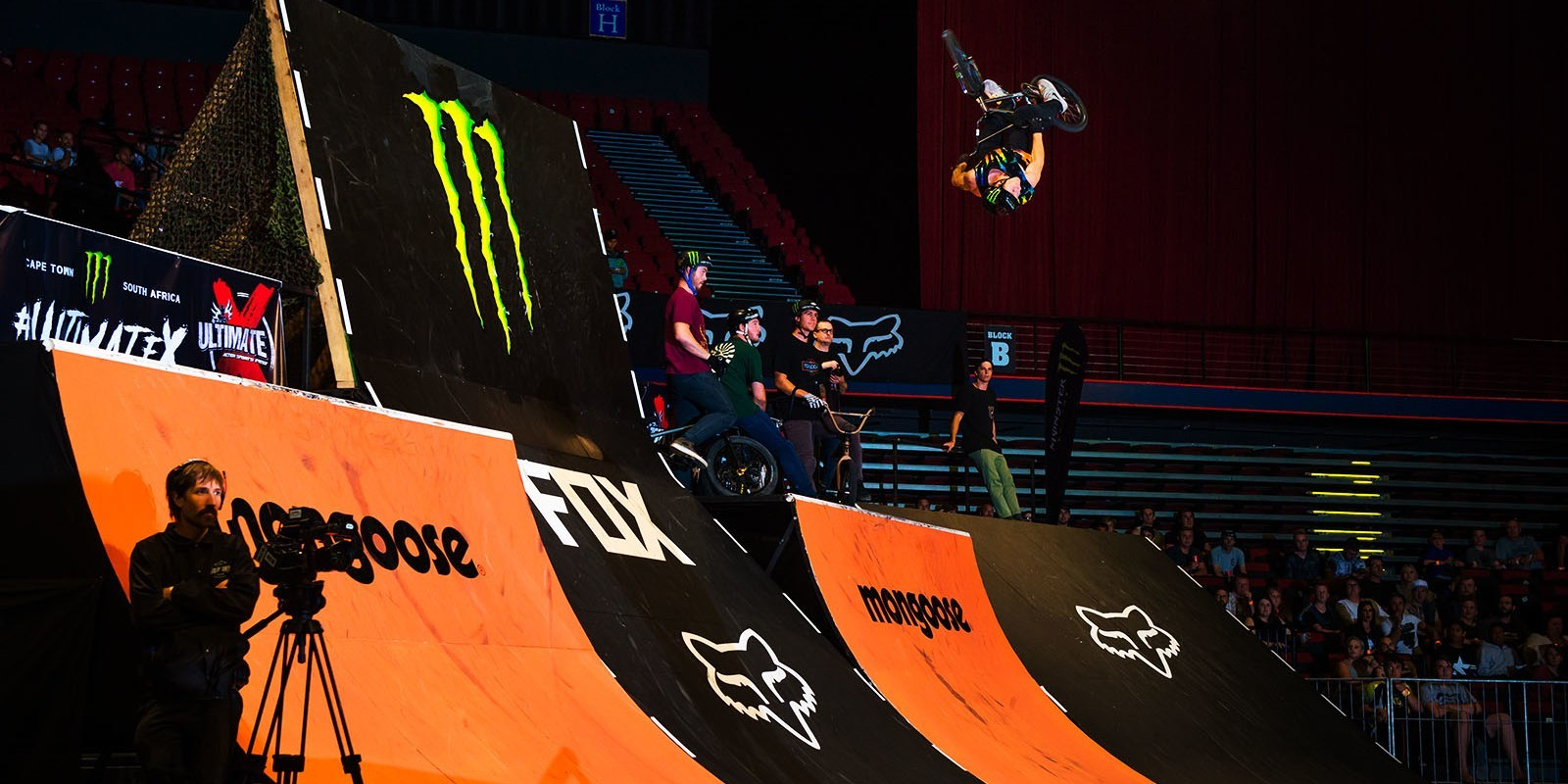 Ultimate X Action Sports Fest - South Africa - 2017