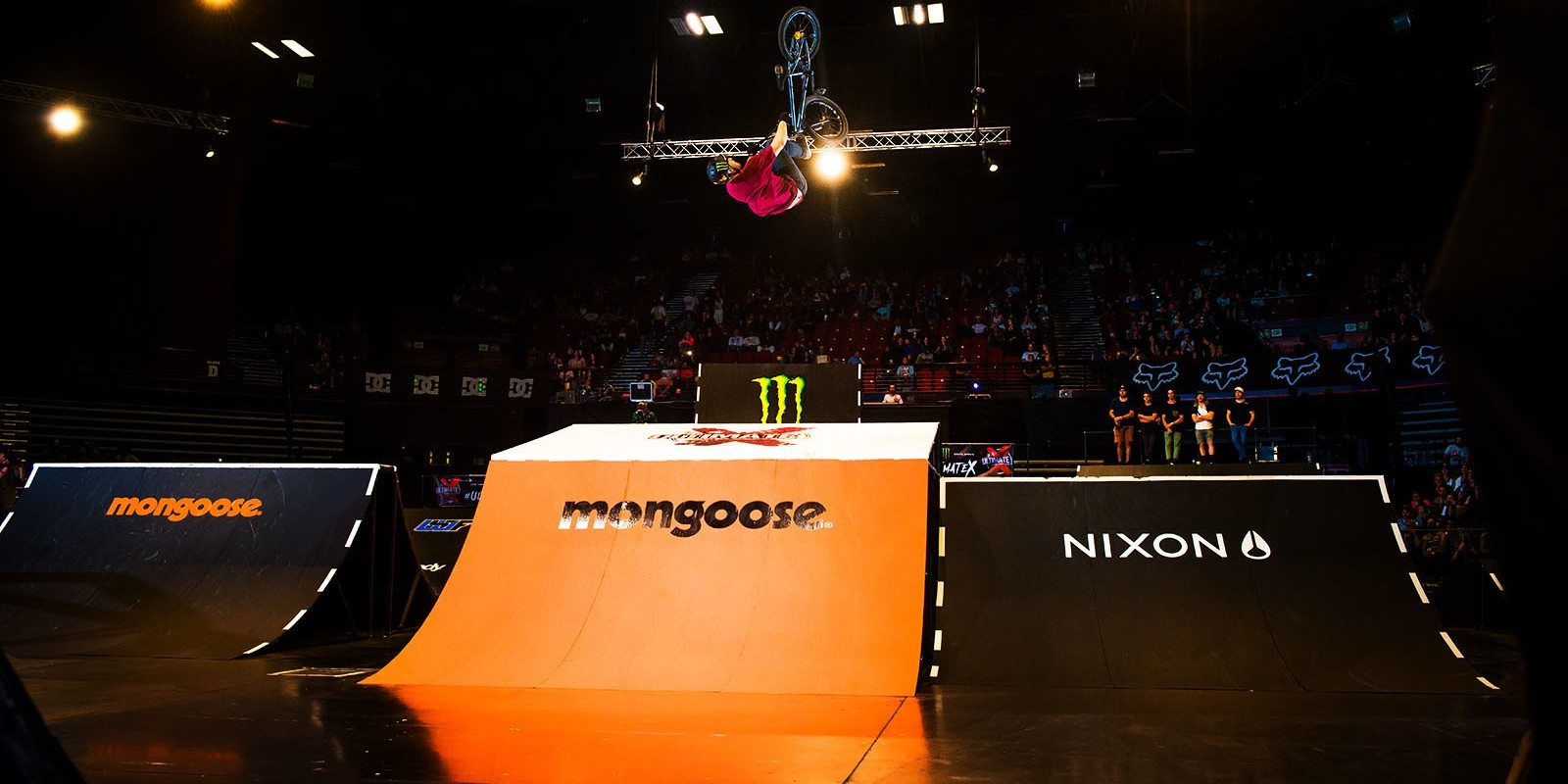 Ultimate X Action Sports Fest - South Africa - 2017 - Vince Byron