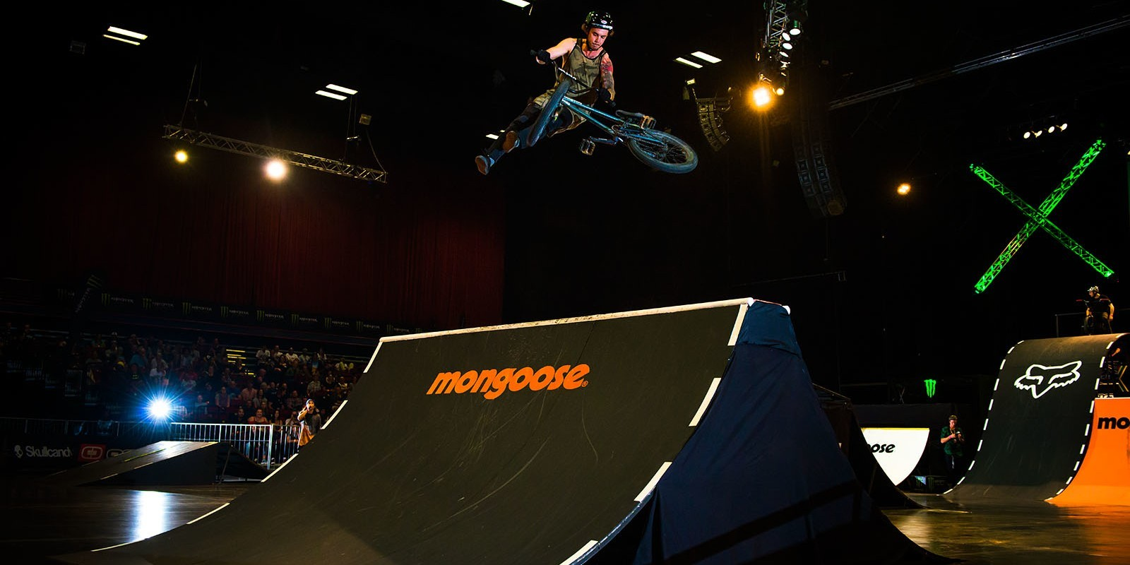 Ultimate X Action Sports Fest - South Africa - 2017 - Pat Casey