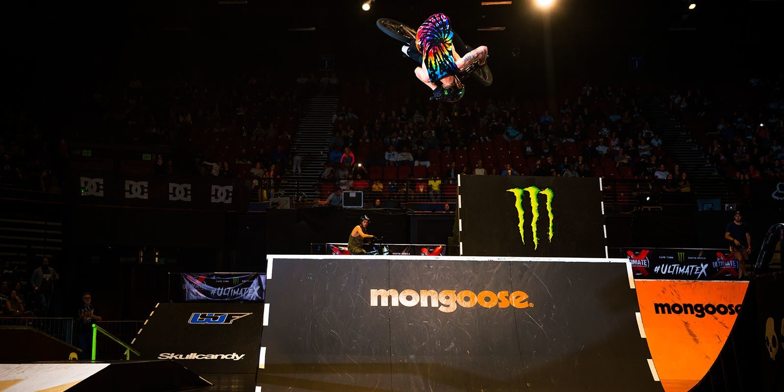 Ultimate X Action Sports Fest - South Africa - 2017 - Brock Horneman