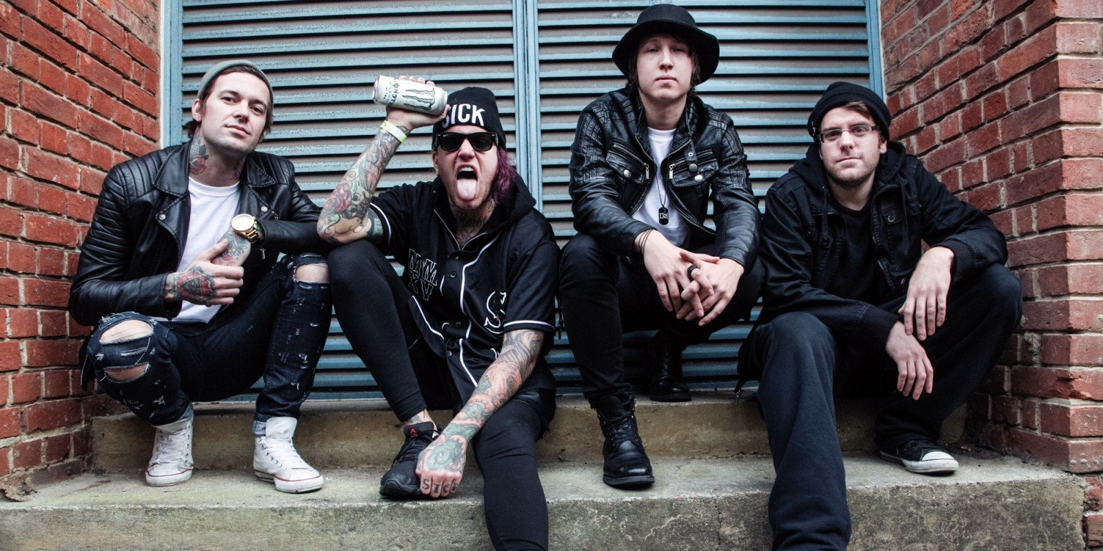 Atila at the 2015 Vans Warped Tour in the United Kingdom