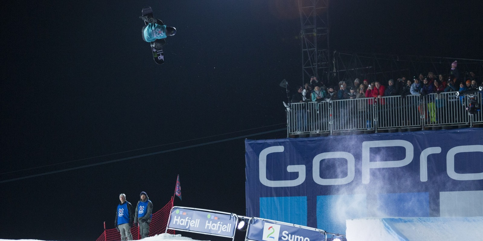 Max Parrot Takes Silver in Snowboard Big Air at X Games Norway 2017