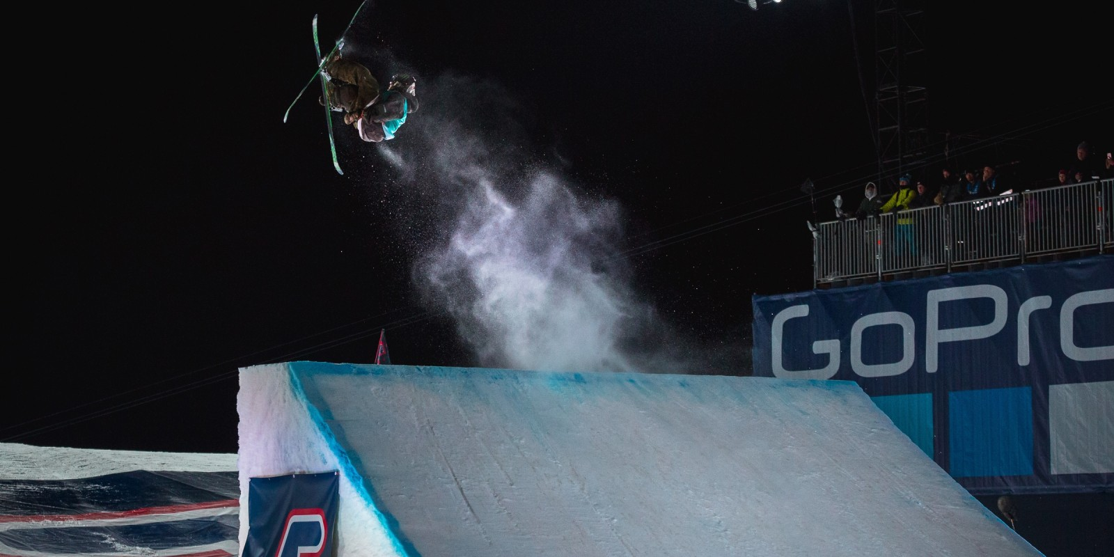 Monster athlete at the 2017 X Games in Hafjell, Norway
