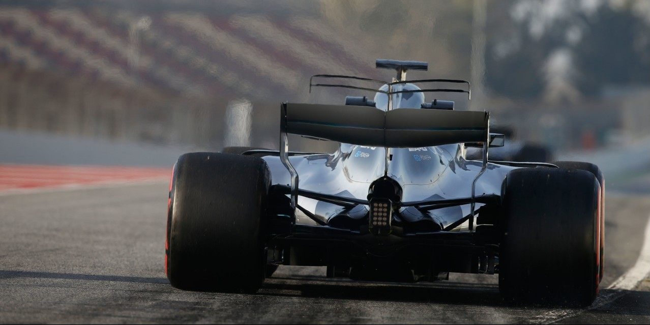 Day three images from the second F1 pre-season test of 2017