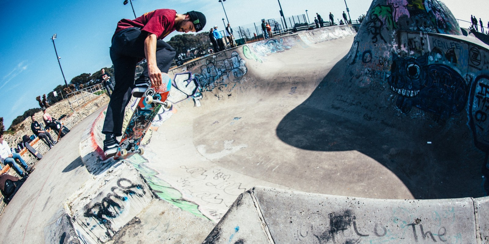 Photos from Battle of Hastings 2017 Skate competition