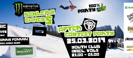 Schlern Games #5, a snowboard event in Italy
