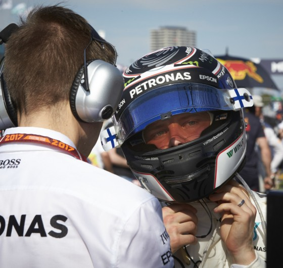 Images from the 2017 Australian Grand Prix - Sunday