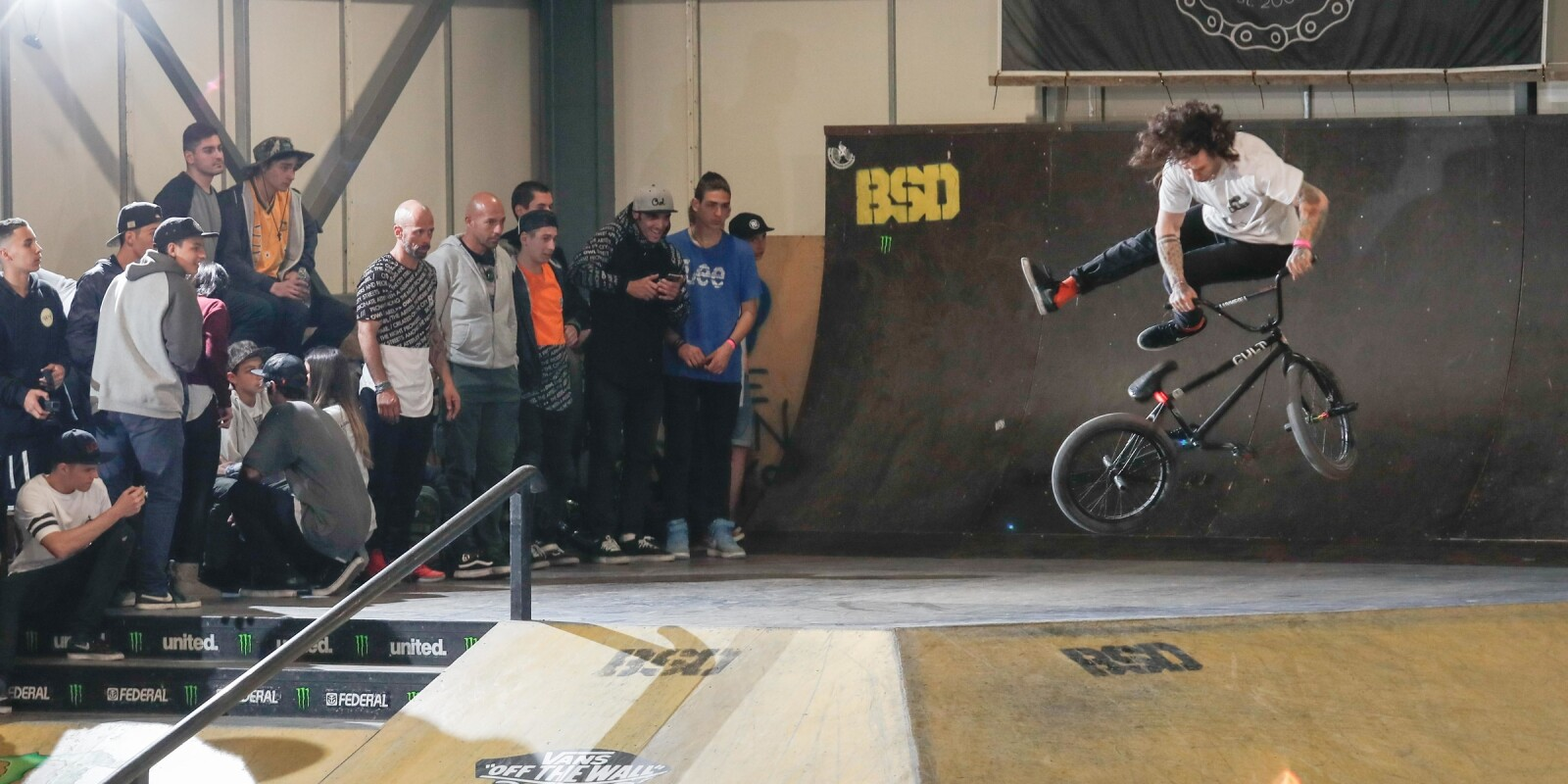 Photos from NorthJam BMX Contest in Thessaloniki Greece