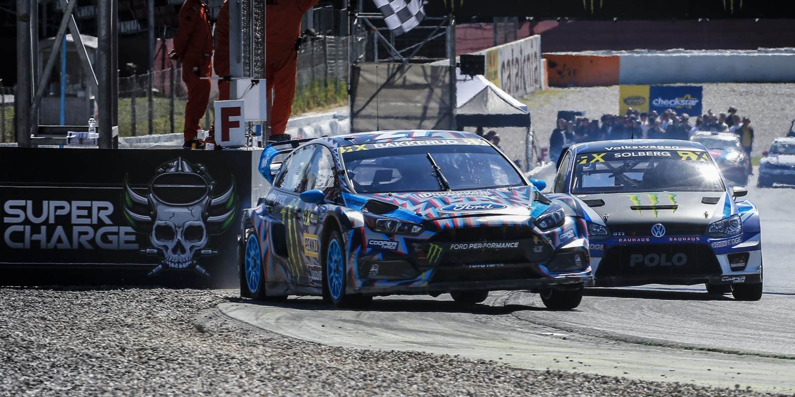 Day 2 at World RX, Barcelona