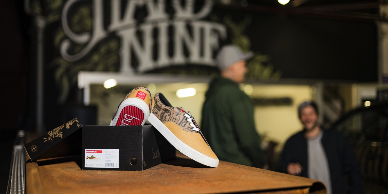 Lifestyle/ Media Project with Danny Schneider and his Signature Shoe launch.