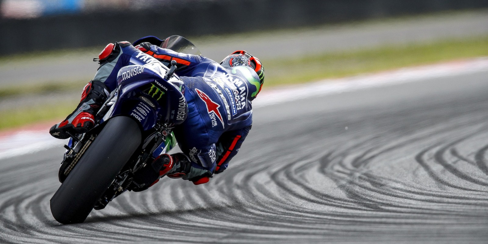 Maverick Viñales at the 2017 Grand Prix of Argentina