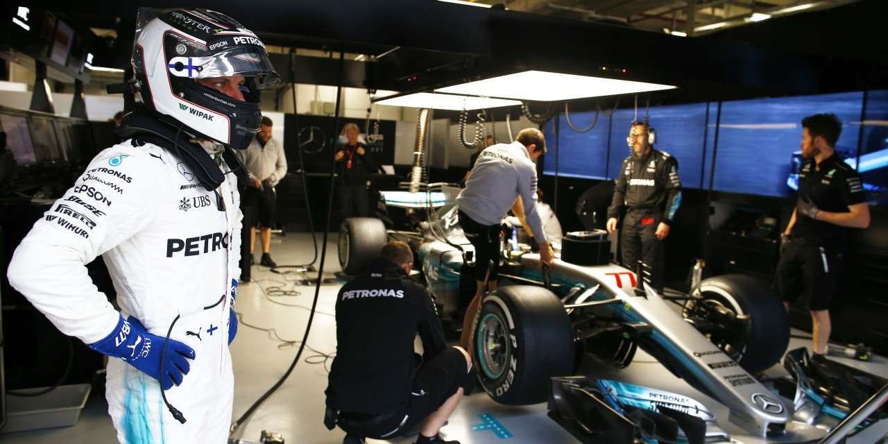 Saturday (Qualifying) images from the 2017 Chinese Grand Prix