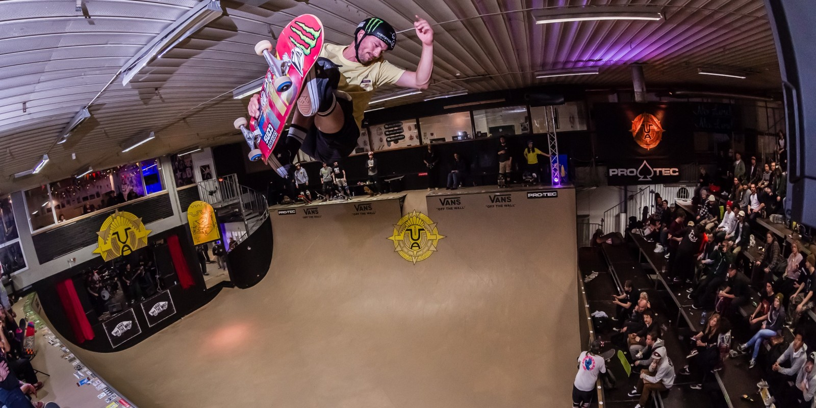 Sam Beckett is prequalified for the 2017 Vert Attack. Sam will be blasting air and planting eggs with @runeglifberg this Friday and Saturday in Malmo, Sweden.