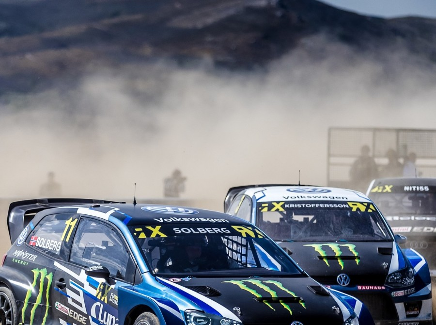 Sunday images from the 2017 World RX of Portugal