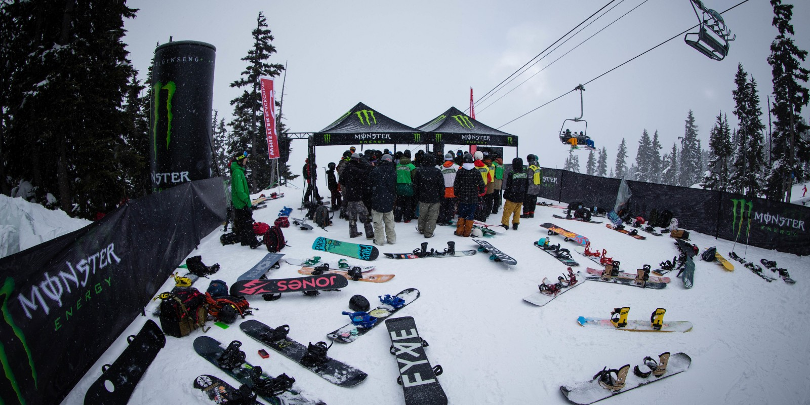 Some action and Ambient shots from the 2017 Boarderstyle Finals in Whistler, BC