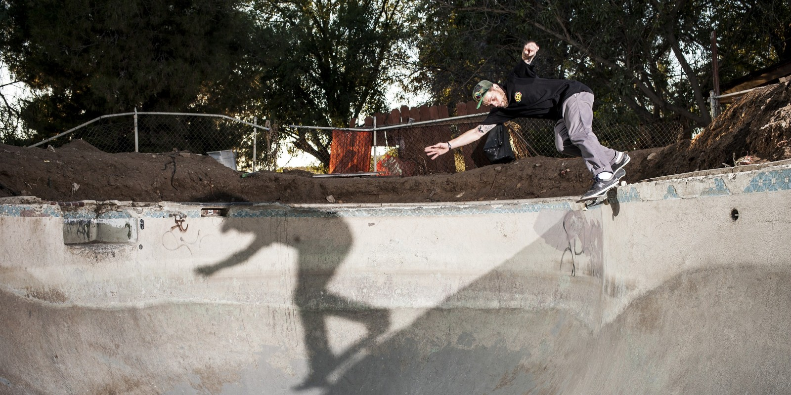 PLG has been a Professional Skateboarder for two decades! Countless successes in competition, overcoming injuries, and staying true to his Skating, Pierre is living the dream. Watch as PLG pulls out the figurative power tools and dismantles everything in