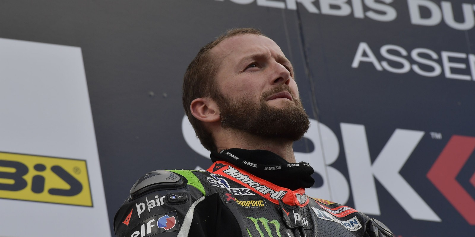 Tom Sykes at the 2017 World Superbike Acerbis Dutch Round