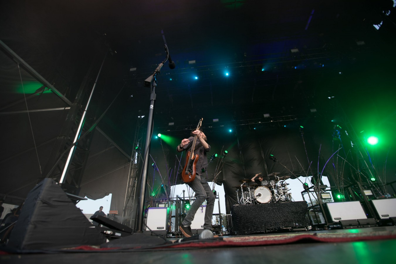 Chevelle performing at Rockville in Jacksonville Florida