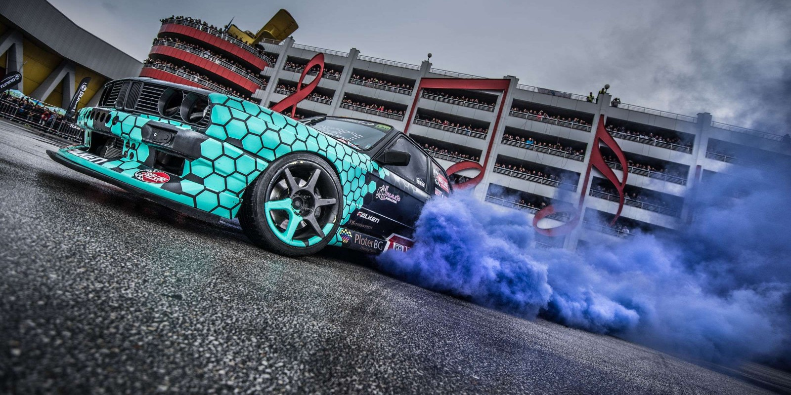 The BMW fest in Plovdiv, Bulgaria was the biggest auto gathering in the country and had a awesome drift demo with ME athlete Alex Yazov.